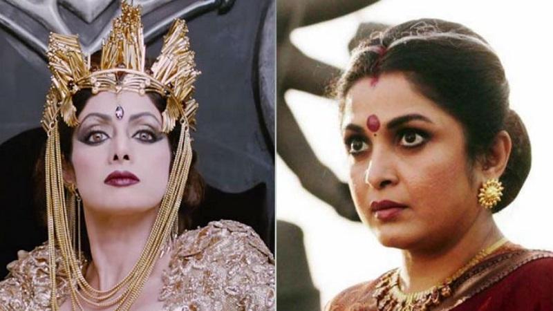 'बाहुबली 2'मधली शिवगामीची भूमिका श्रीदेवीनं का नाकारली?