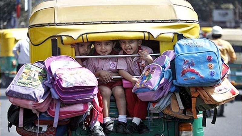 स्कूल व्हॅन,बसमधून जाणारे विद्यार्थी किती सुरक्षित ?,कोर्टाचा सरकारला सवाल