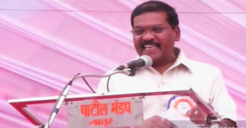 1 कोटी 92 लाख रुपयांच्या फसवणुकीचा आरोप, राज्यमंत्री दिलीप कांबळेंविरोधात गुन्हा