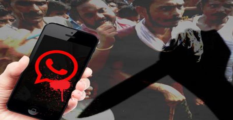 जमशेदपूरमध्ये मुलं चोरण्याच्या अफवेमुळे जमावाने 8 जणांना ठार मारलं