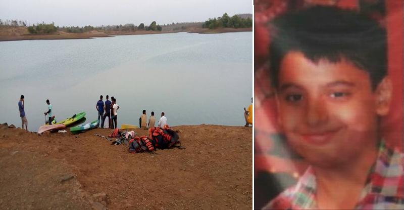 समर कॅम्पला गेलेल्या मुलाचा तलावात बुडून मृत्यू