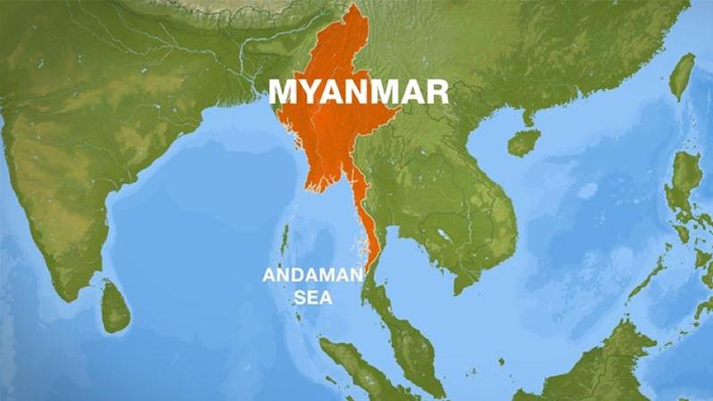 म्यानमार विमान अपघातात 116 जणांना जलसमाधी?