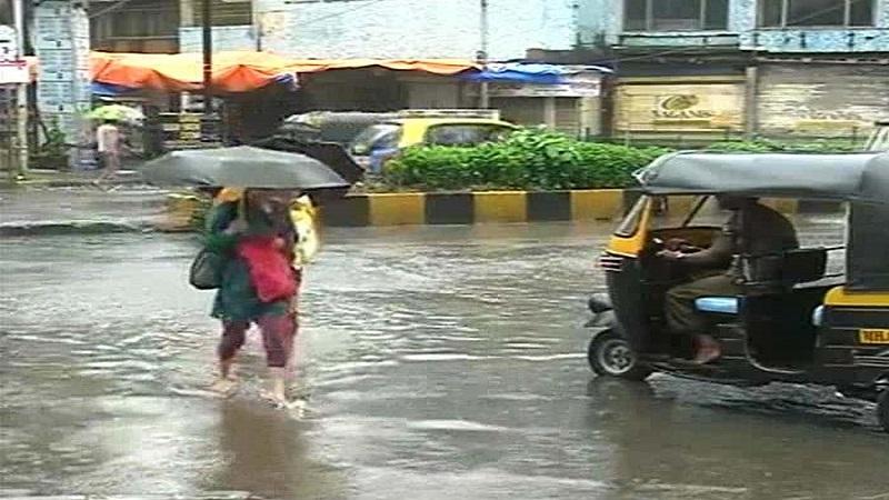 आज मुंबईत जोरदार पावसाची शक्यता