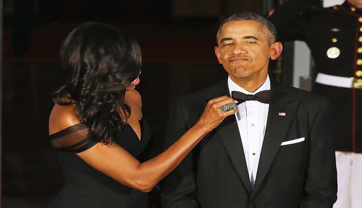 अध्यक्षपदाच्या ८ वर्षांत ओबामांनी एकच कोट वापरला, मिशेल ओबामांचा गौप्यस्फोट