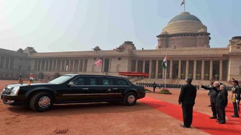 राष्ट्रपतींचे निवासस्थान सामान्यांसाठी राहणार 4 दिवस खुले