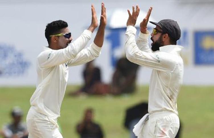लंकेचा वाजला डंका, 304 रन्सने भारताचा रेकाॅर्डब्रेक विजय