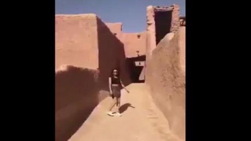 स्कर्ट घातला म्हणून सौदी अरेबियात मुलीला अटक
