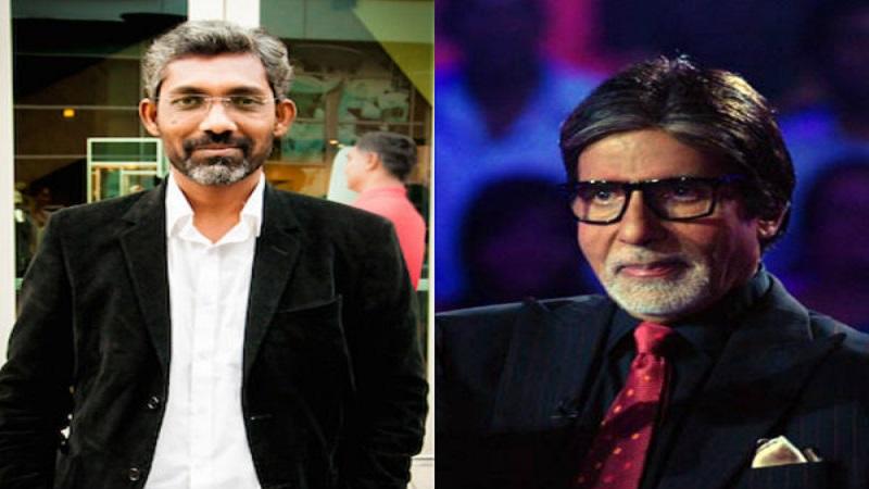 नागराज मंजुळेंच्या सिनेमात अमिताभ बच्चन