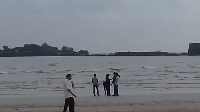 अलिबागच्या समुद्रात बुडालेल्या दोन्ही पर्यटकांचे मृतदेह सापडले