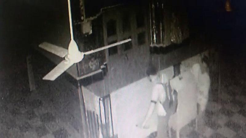 इगतपुरीत कपिलधारा मंदिरातील 4 दानपेट्या चोरीला
