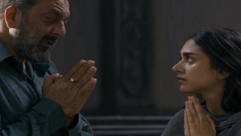 का म्हणतोय संजय दत्त आपल्या मुलीला 'कॅरेक्टरलेस'? पहा 'भूमी'चा ट्रेलर