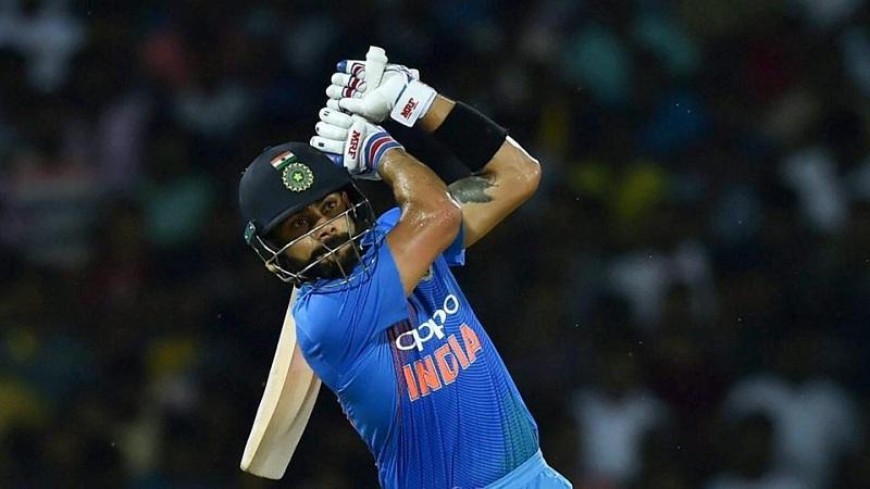 टी20 सामन्यात भारताचा 'विराट' विजय