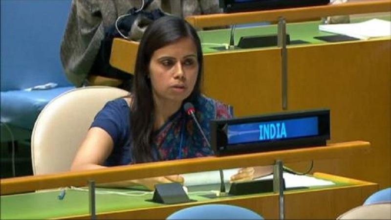 पाकिस्तान नव्हे हे तर 'टेररिस्तान'- युएनमध्ये भारताची पाकिस्तानवर टीका