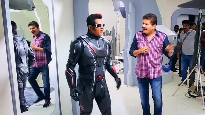 हा पाहा रजनीकांत-अक्षय कुमारच्या '2.0' सिनेमाच्या मेकिंगचा व्हिडिओ