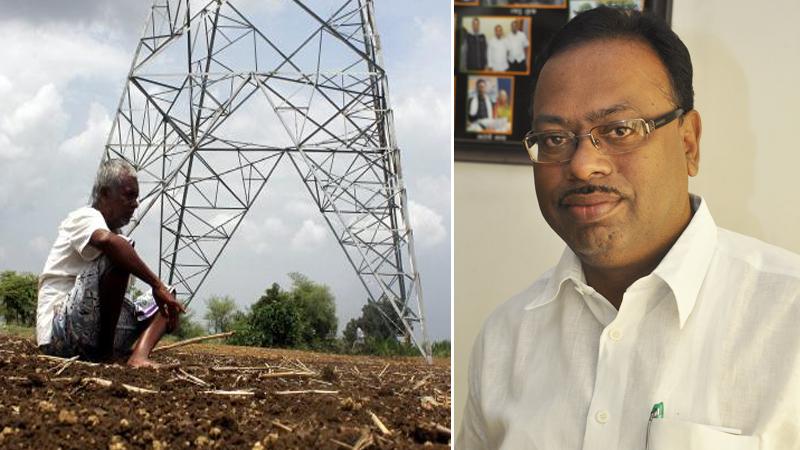 व्याज आणि दंड माफ, पण विज बिल भराच !, ऊर्जामंत्र्यांची शेतकऱ्यांना विनंती