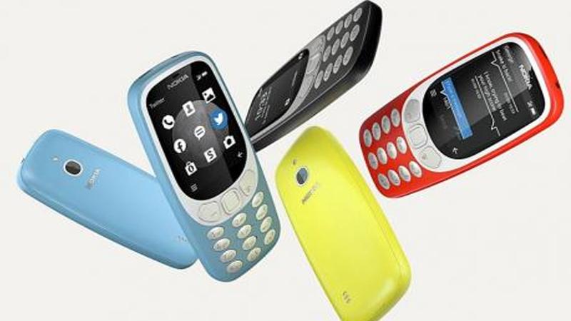 लवकरच येतोय नोकिया 3310 चा 3G मॉडेल !