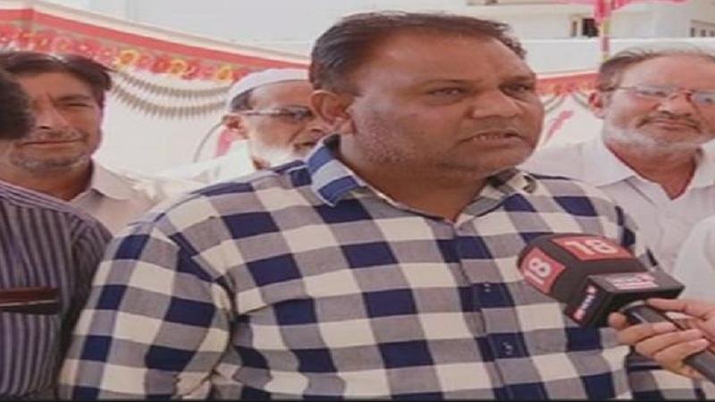 काँग्रेस हिंदू मतांसाठी आटापिटा करतंय-गुजरात फकिर समाजाच्या अध्यक्षांची टीका