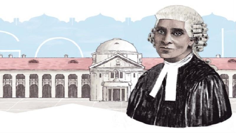 भारताच्या पहिल्या महिला वकील काॅर्नेलिया यांचं गुगल डूडल