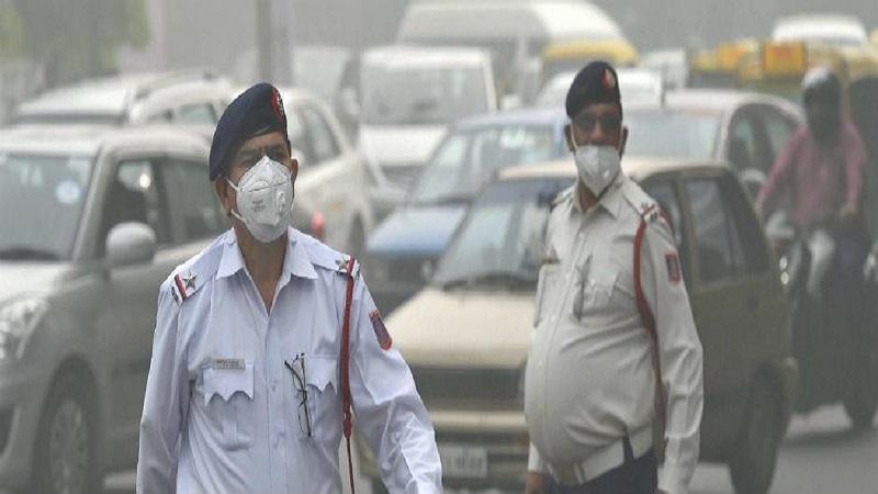 दिल्लीतलं प्रदूषण कमी करण्यासाठी सुप्रीम कोर्टाची 4 राज्यांना नोटीस