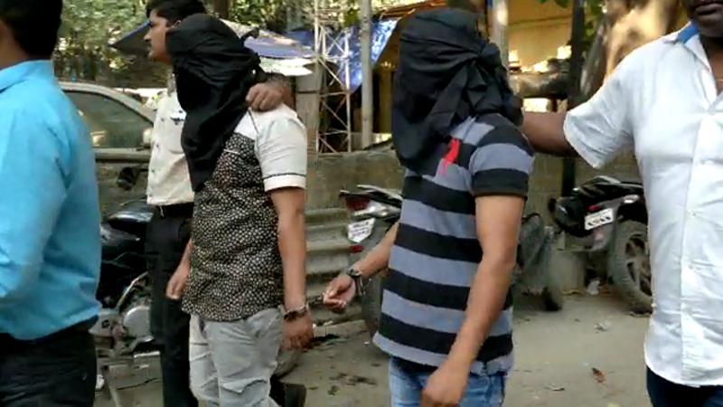 कल्याण हॉस्पिटल तोडफोड आणि पत्रकाराला मारहाण प्रकरणी चौघांना अटक