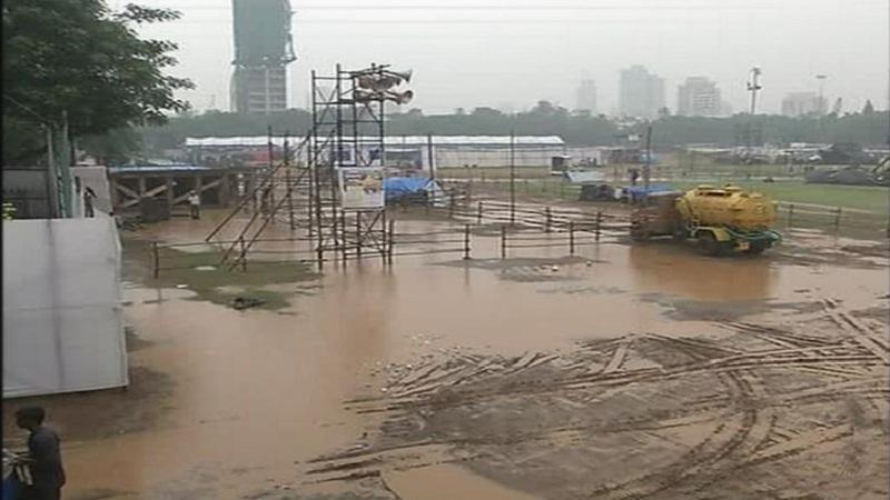 मुंबईमध्ये पावसाचा जोर वाढला