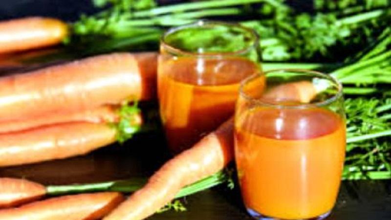 गाजर खा आणि निरोगी रहा!