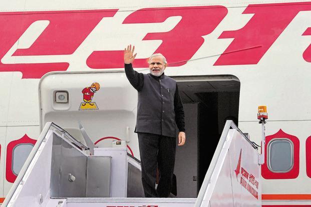 2017मध्ये 'या' देशांमध्ये फिरले पंतप्रधान नरेंद्र मोदी!