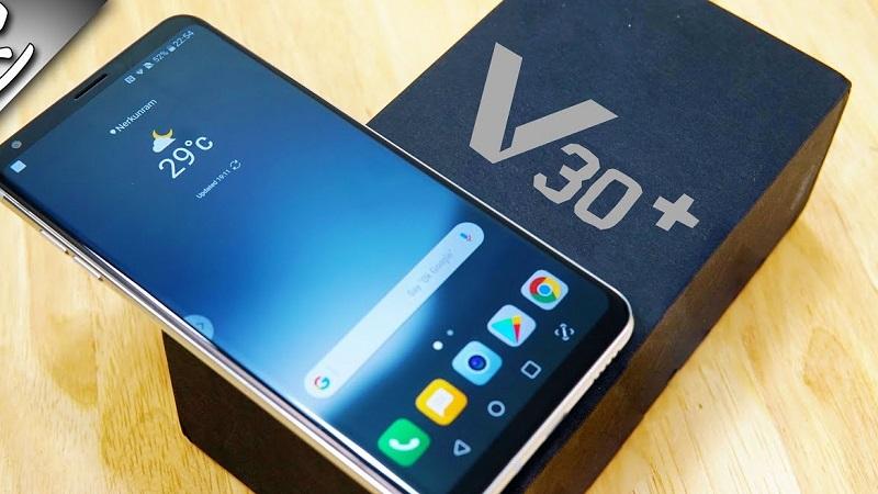 एलजीचा नवीन फोन 'व्ही 30 प्लस' बाजारात लॉन्च; 'ही' आहेत खास वैशिष्ट्ये