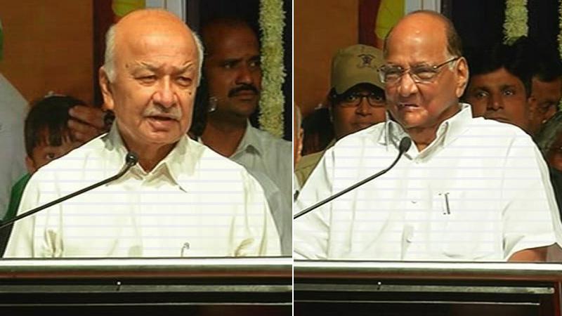 शरद पवार भावी राष्ट्रपती, सुशीलकुमार शिंदेंचं भाकीत