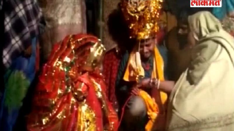 बिहारमध्ये चक्क बंदुकीच्या धाकानं केला नवरदेवाचा विवाह!