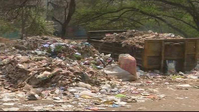 औरंगाबादेत पेटला 'कचरा' वाद; सात दिवसात अडीच हजार टन कचऱ्याचे डोंगर, प्रशासन मात्र ढिम्म!