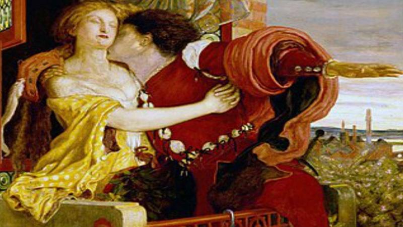 रोमियो आणि ज्युलियट या दोघांची प्रेमकथा शेक्सपिअर यांनी लिहली होती. रोमियो ज्युलियेटच्या रोमांचक कथा इटालियन कथांवर आधारित आहे.