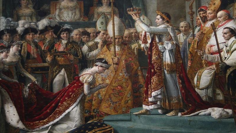 नेपोलियनने वयाच्या 26व्या वर्षी जोसेफाईनशी लग्न केले.