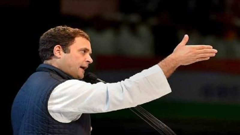 'नमो अॅप'वरून भारतीयांची खाजगी माहिती उघड केली जातेय - राहुल गांधी