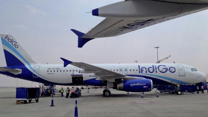 ...म्हणून दिल्ली- पुणे विमानाची इंदौरला करण्यात आली 'इर्मजन्सी लँडिंग'