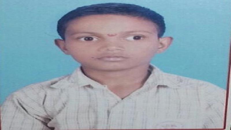 झोक्याच्या दोऱ्याचा फास लागून 12 वर्षाच्या मुलाचा मृत्यू