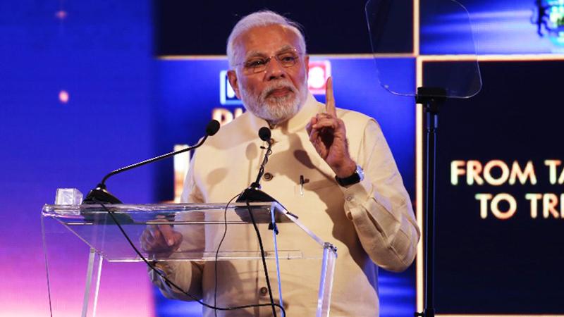 रायझिंग इंडिया हे भारतीयांच्या शक्तीचं प्रतिक-पंतप्रधान मोदी