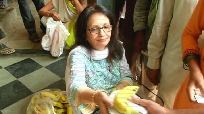 गरजू रुग्णांसह त्यांच्या नातेवाईकांसाठी मुंबईत दोन घास अन्नसेवा!