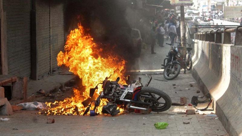 'भारत बंद'चा भडका, देशभरात 10 जणांचा मृत्यू