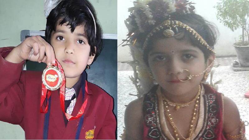 गोंदियातील 6 वर्षाच्या चिमुरडीनं केलं 5 लहानग्यांना अवयवनदान!