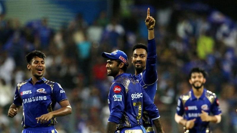 IPL 2018 : अखेर मुंबई इंडियन्सचा बंगळुरुवर 46 धावांनी विजय!