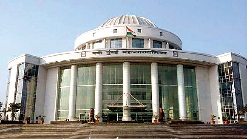 नवी मुंबई महापालिकेचा नवा घोटाळा, अनधिकृत बांधकामांसाठीच्या नोटीसा बनल्या वसुलीचं साधन!