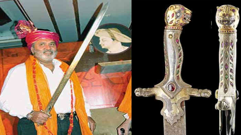 विजय मल्ल्याकडे नाहीये टिपू सुलतानची तलवार, मग कुणाकडे?