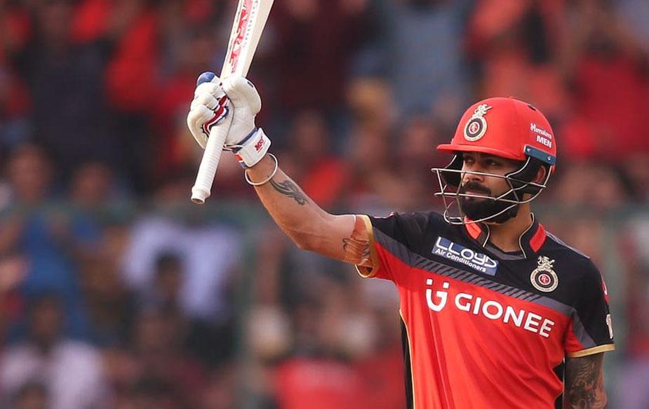 रॉयल चॅलेंजर्स बँगलोरचा कर्णधार विराट कोहली आता  आयपीएलमध्ये सर्वाधिक धावा करणार खेळाडू बनला आहे.  मंगळवारी रात्री झालेल्या सामन्यात त्याने 92 रन करत सुरेश रैनाचा रेकॉर्ड मोडीत काढला