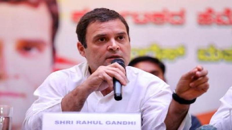 राहुल गांधींना 'तो' व्हिडिओ टि्वट करणे भोवले