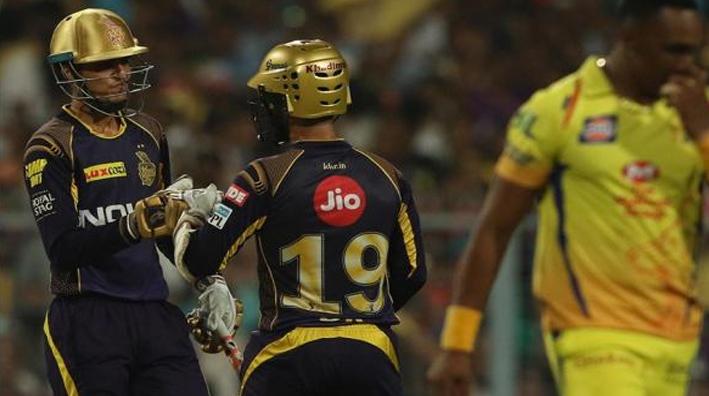 कोलकाताचा चेन्नईवर 'सुपर' विजय