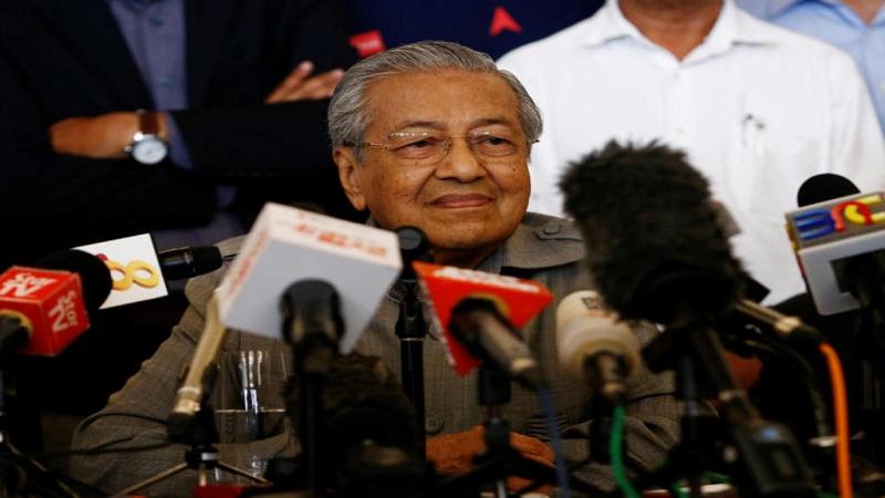 मलेशियात 'जीएसटी' रद्द होणार - पंतप्रधान महाथीर यांची घोषणा