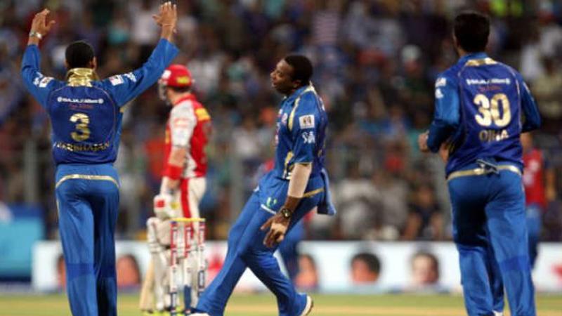 मुंबईचा पंजाबवर 3 धावांनी रोमहर्षक विजय