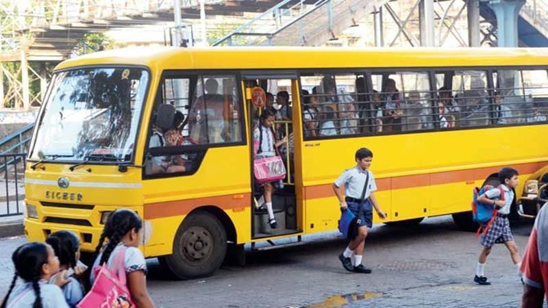 स्कुल बसचालकाने चिमुरड्याच्या पायावरून घातली बस, विद्यार्थ्यावर पाय गमावण्याची वेळ !
