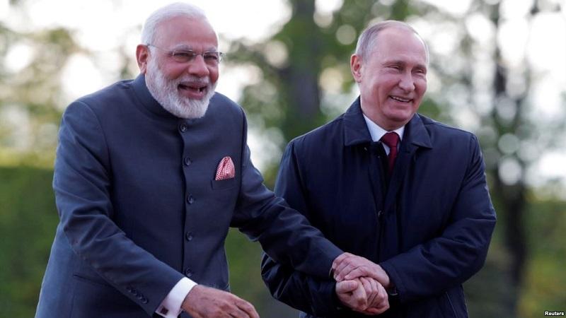 पंतप्रधान मोदी आणि अध्यक्ष पुतीन यांच्या भेटीचं काय आहे महत्व?
